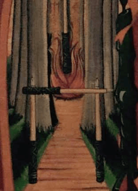 4 of wands tarot scope